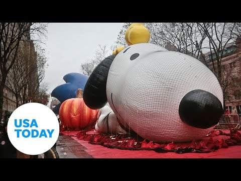 Will Balloons Fly For Macy's Thanksgiving Day Parade? They'll ...