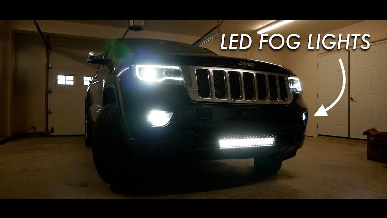 Color Changing Led Fogs Jeep Grand Cherokee