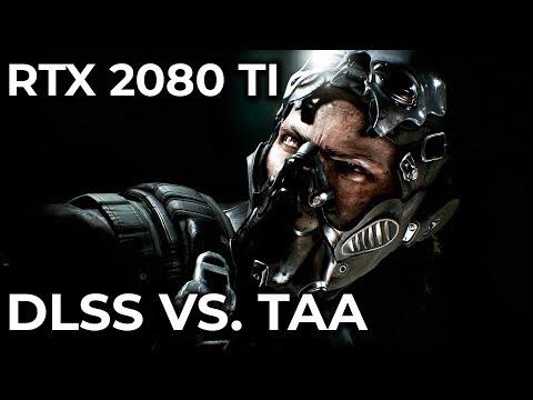 RTX 2080 Ti – DLSS Vs. TAA Infiltrator Demo Performance Benchmark & Graphics Comparison