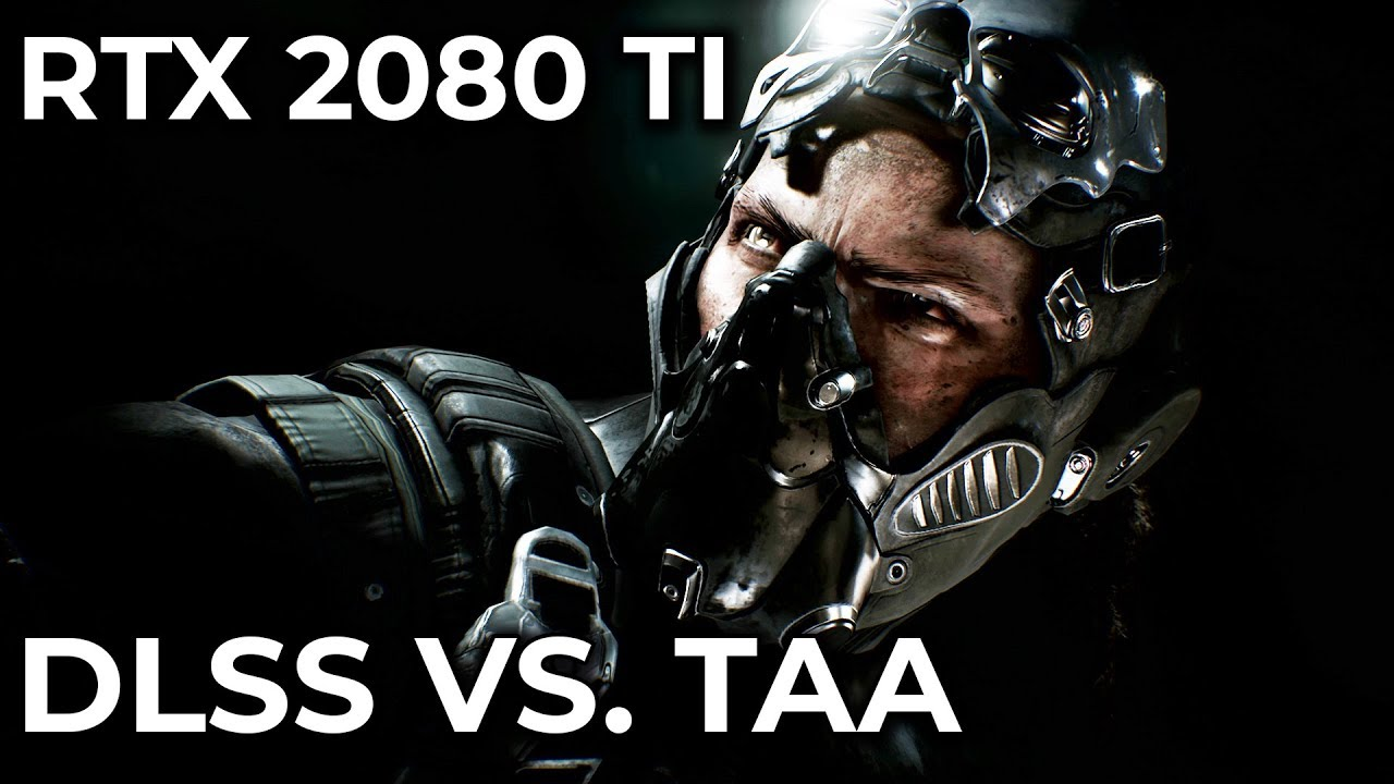 RTX 2080 Ti – DLSS vs  TAA Infiltrator Demo Performance Benchmark &  Graphics Comparison