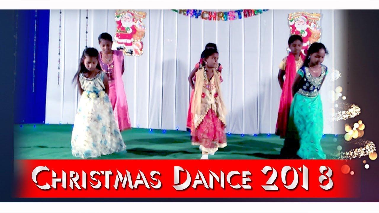 వింత సంగతి యేసు పుట్టుక || 2018 Christmas Dance || Telugu Christian Ar Stevenson Songs ||Nefficba