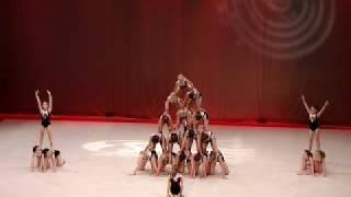 Dynamite Seniors London Festival Of Gymnastics 2007