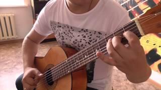 Уроки игры на гитаре от Александра Перекоренко - Фантазия (2 урок)