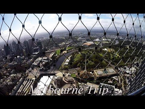 melbourne-trip