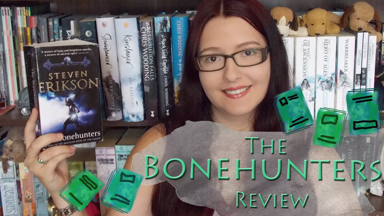 The Bonehunters (review) By Steven Erikson