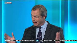 Nigel Farage: