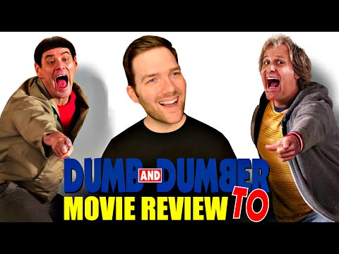 Dumb and Dumber To - Movie Review