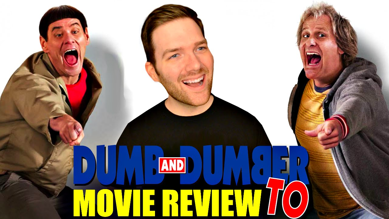 dumb dumber movie review Moviefone find it watch it 'dumb and dumber to' review: let us take a moment to remember that there has already been another dumb and dumber movie in the.