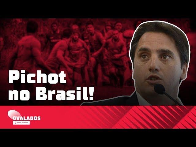 PICHOT NO BRASIL!