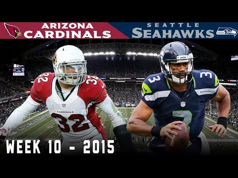 An Underrated Rivalry Game! (Cardinals vs. Seahawks, 2015)