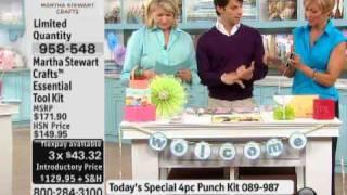 Martha Stewart Crafts Essential Tool Kit