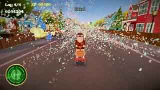 Coffin Dodgers - 15 Minutes of Gameplay (PS4) [HD]