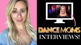 Dance Moms Interviews - I said WHAT?! Christi Lukasiak