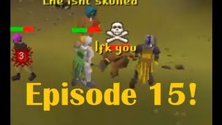 runescape 2007 the journey of a pker episode 15