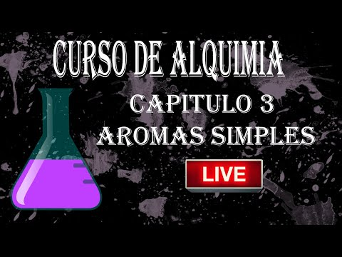 APV 203. CURSO DE ALQUIMIA VAPEO CAPITULO 3. AROMAS SIMPLES, PRIMERAS MEZCLAS