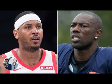 Carmelo's NBA Career Is Ending Like Terrell Owens' Did In The NFL | Jalen & Jacoby