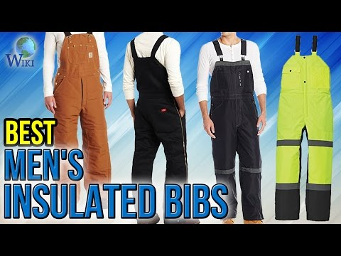 10 Best Men's Insulated Bibs 2017