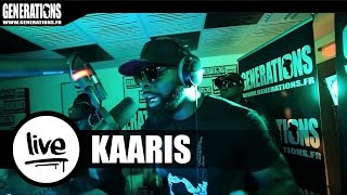 Repeat youtube video Kaaris - Recharge [Exclu] (Live des studios de Generations)