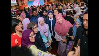 Counselling must begin from school-level, says Wan Azizah
