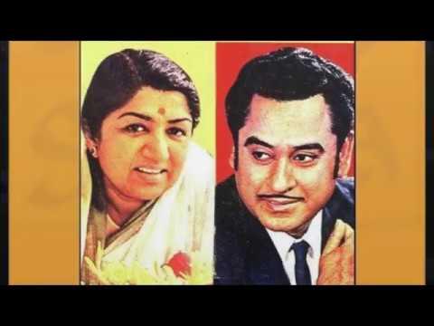 Lata and Kishore_Galiyon Galiyon (Swami Dada; R.D. Burman, Anjaan; 1982)