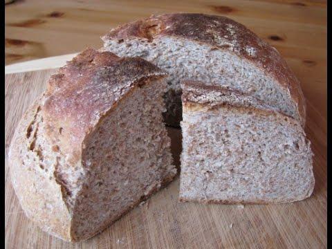 Бездрожжевой домашний хлеб: простые рецепты с фото и видео
