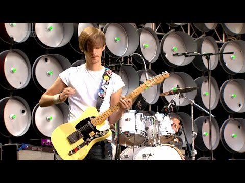 Bloc Party - Banquet - So Here We Are - Live Earth, London 2007 HD