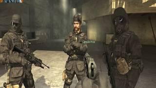 Call of Duty 4: Modern Warfare Боевое обучение # 1