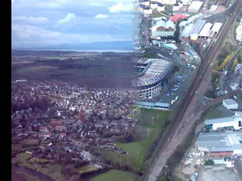 EDINBURGH AND LOTHIANS FROM THE AIR.wmv
