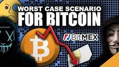 Worst Case Scenario For Bitcoin (50 BTC Moved)