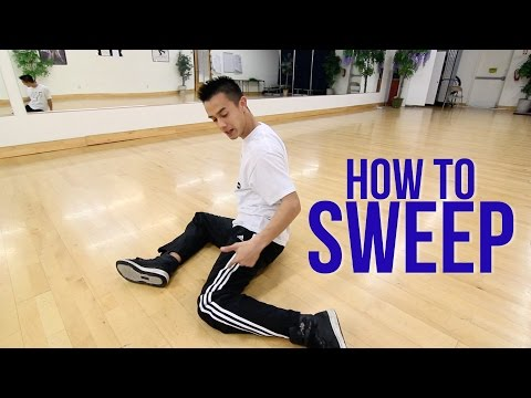 How to Breakdance | Sweeps | Flow Basics