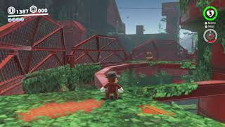 I Met an Uproot! - Super Mario Odyssey - No Commentary 1bl