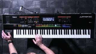 Roland JUPITER-50 Sound Examples — Patch 2310: