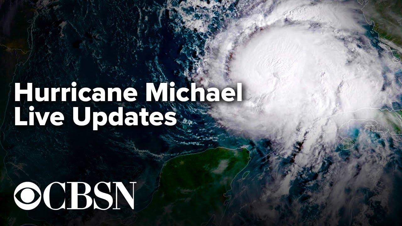 Hurricane Michael live coverage as Category 4 storm makes landfall near Panama City, Florida