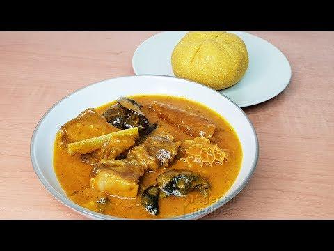 I Cooked a Delta Soup | All Nigerian Recipes