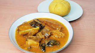 I Cooked a Delta Soup   All Nigerian Recipes