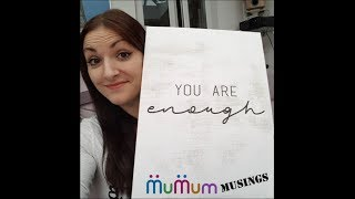MuMum's Monday Musing 8.1.18