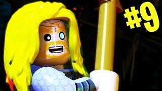 OGROMNA MANTA WODNA WOW!LEGO DC Super-Villains - LEGO DC SUPER ZŁOCZYŃCY | BROT