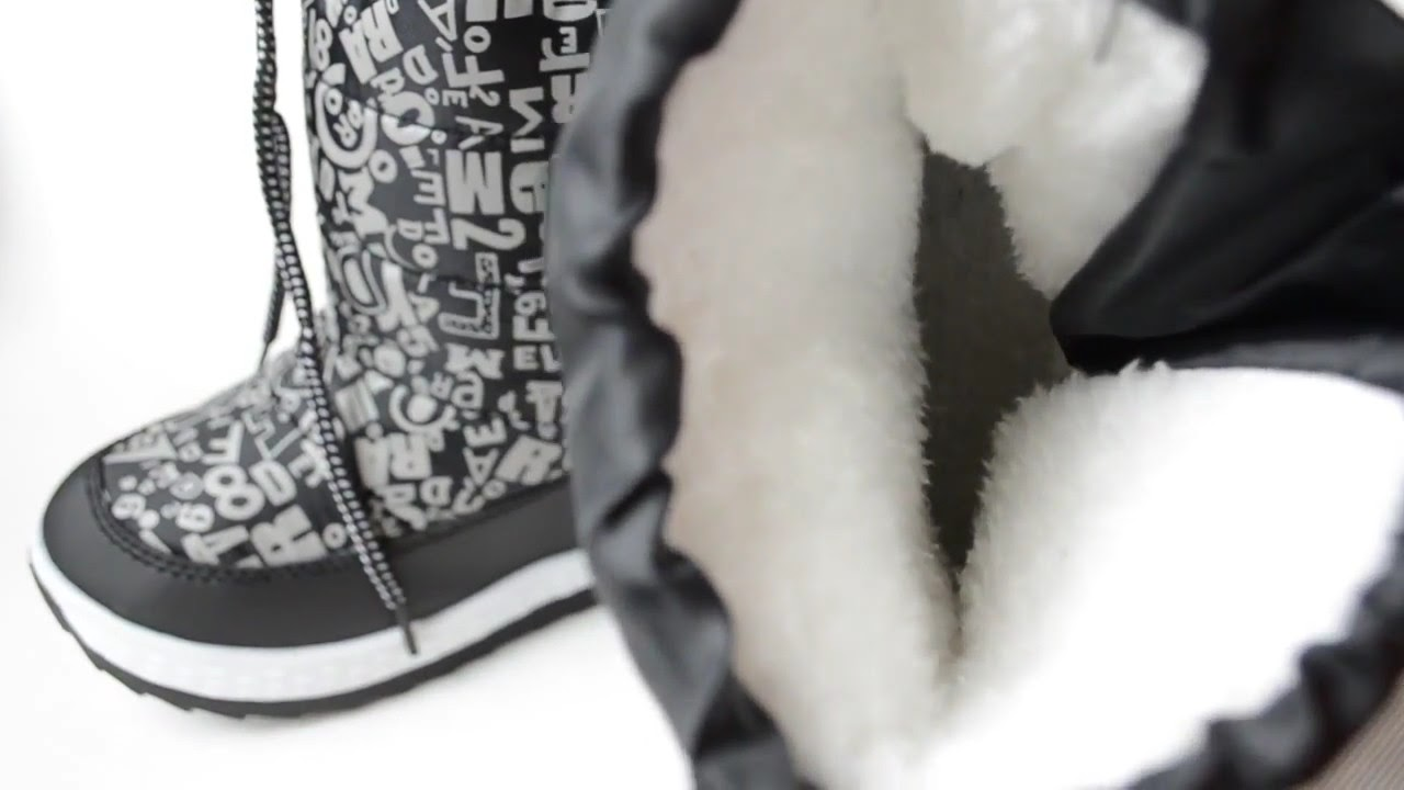 Большой ассортимент детской зимней обуви по цене от 189 грн в интернет магазине шалуника. Заказывайте на сайте или по телефону 0800 300 188.