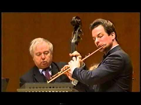 Pahud/Telemann:Flute Concerto in G major