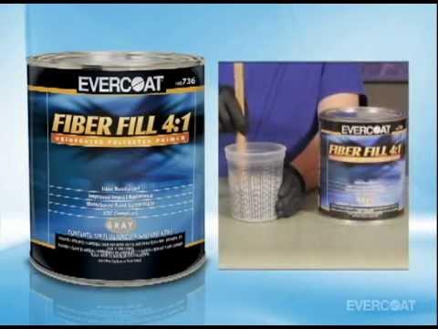 Evercoat Fiber Fill 4:1 Reinforced Polyester Primer