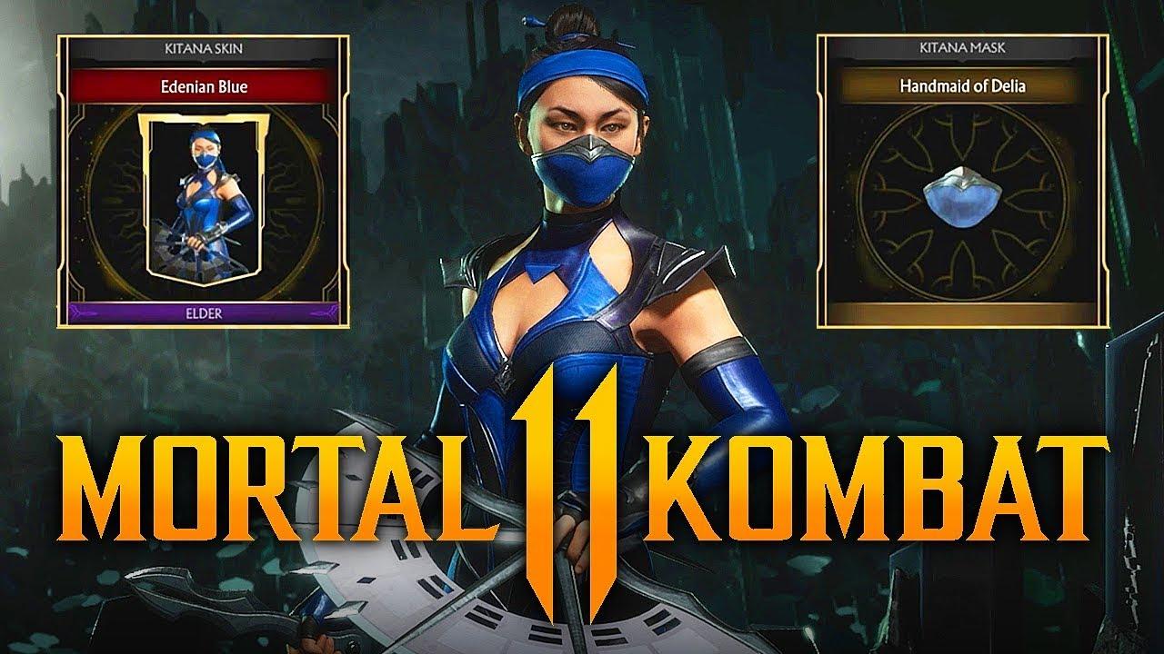 Mortal Kombat 11 New Krypt Event For Kitana W Rare Edenian