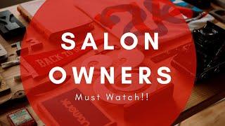 Hair Salon Owner Advice - Building an Education Program - TheSalonGuy