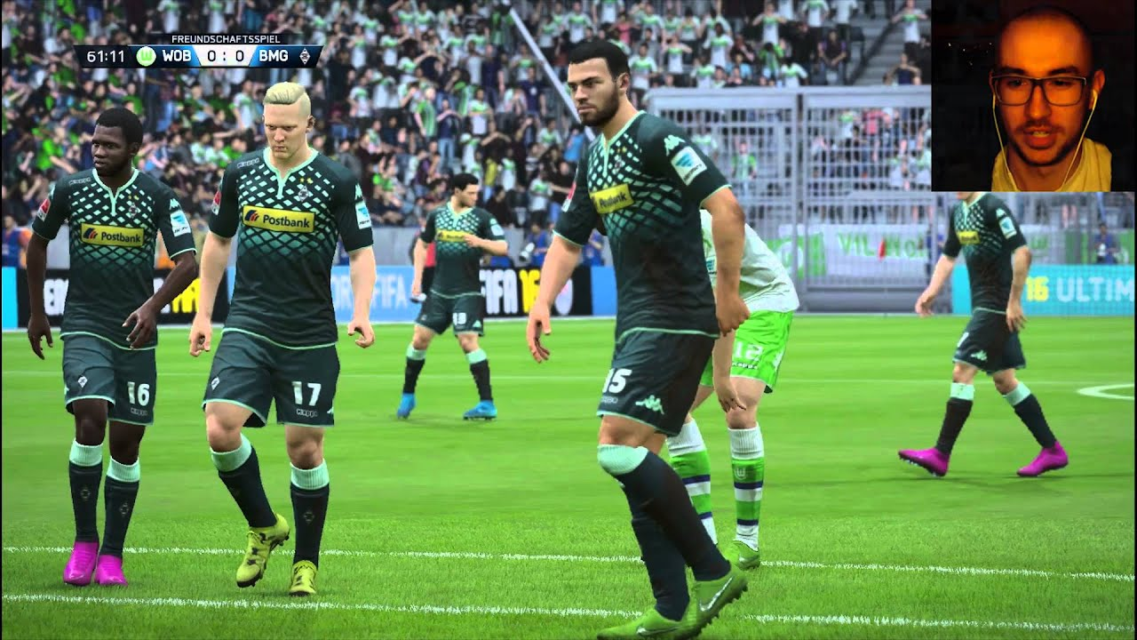 Vfl Wolfsburg Gladbach