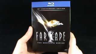 DVD Spot - Farscape The Complete Series 15th Anniversary Edition Blu Ray