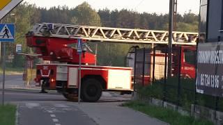 Białystok 25.5.2017. Zginęło 2 strażaków 2017 Video