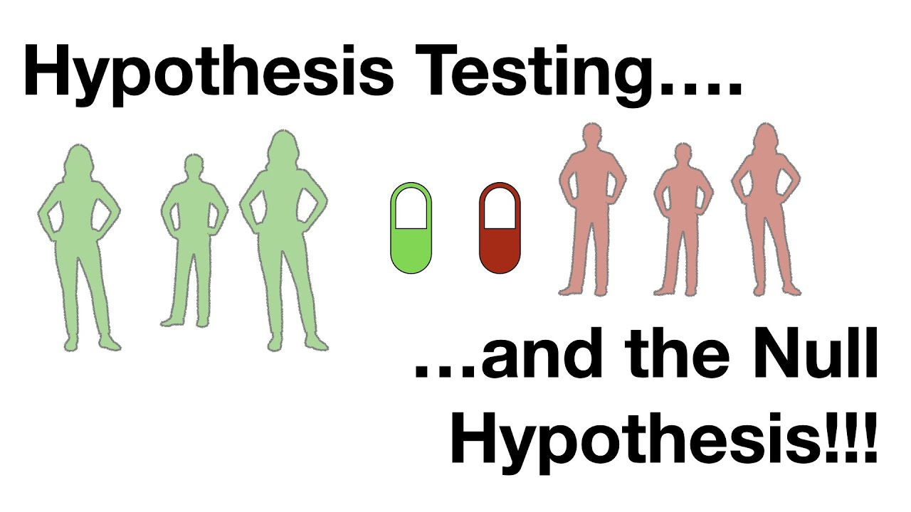 Download Hypothesis Testing and The Null Hypothesis, Clearly Explained!!!