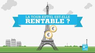La Tour Eiffel est-elle rentable ? #POSTER