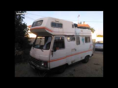 Camping Car D'occasion Sur Le Boncoin