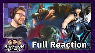 FULL LIVE REACTION   Super Smash Bros. Ultimate Direct 8.8.18