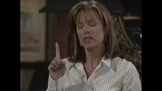 """06-13-01 """"Sorel Will Come After You Too"""" - Sonny and Alexis - General Hospital"""